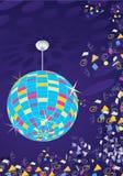 disco party Στοκ Φωτογραφία