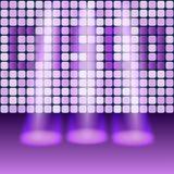 Disco party background. Vector illustration. eps 10 vector illustration