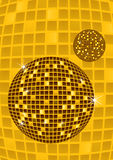 Disco party ball Stock Photo