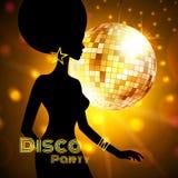 Disco Party Royalty Free Stock Photo