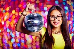 Disco party Stock Image