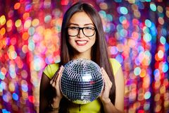 Disco queen Stock Photography
