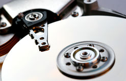 Disco rígido del ordenador. Fotografía de archivo libre de regalías