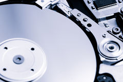 Disco rígido do computador Fotos de Stock