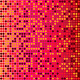 Disco red background Stock Photos