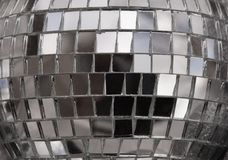 Disco-Reflexionen Stockfoto