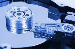 Disco rígido do computador Fotografia de Stock Royalty Free