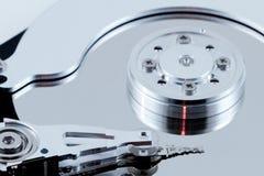 Disco rigido del calcolatore Immagine Stock Libera da Diritti