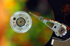 Disco rigido del calcolatore fotografie stock