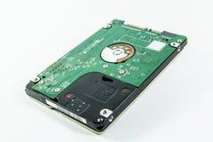Disco rigido del computer portatile immagine stock libera da diritti