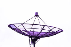 Disco satellite Immagine Stock Libera da Diritti