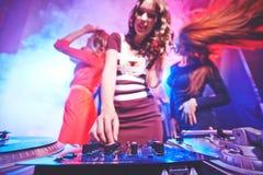Disco sound Royalty Free Stock Photos