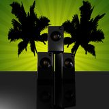Disco Speaker Stock Images
