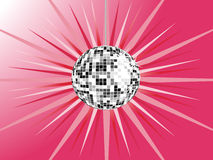 Disco spher Royalty Free Stock Photography