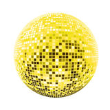 Disco sphere Stock Photo