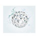 Disco sphere Royalty Free Stock Image