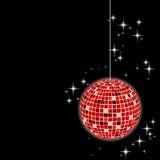 Disco sphere - vector Stock Photo