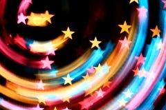 Disco stars Stock Photo