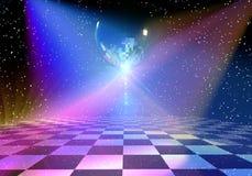 disco tło zdjęcie royalty free