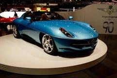 Disco Volante Touring Superleggera Geneva 2016. Geneva, 86th Salon de l'Auto 2016 Stock Image