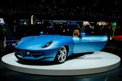 Disco Volante Touring Superleggera Geneva 2016. Geneva, 86th Salon de l'Auto 2016 Royalty Free Stock Image