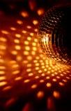 discoball świetlicowi światła Fotografia Royalty Free