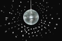 Discoball Royalty Free Stock Photography