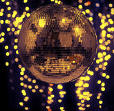 Discoball Stock Image