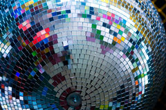 Discoball Photo stock