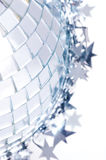 Discoball close up Royalty Free Stock Images