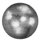 Discoball isolated on white background. Stock Image