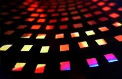 Discoball Leuchte Stockbild