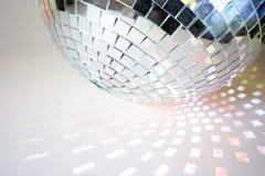 Discoball Leuchten Lizenzfreies Stockbild
