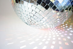 Discoball lights Royalty Free Stock Image