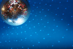 Discoball in night club Royalty Free Stock Photography