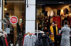 25% discocut sprzedaż przy sklepem tylko Zdjęcie Royalty Free
