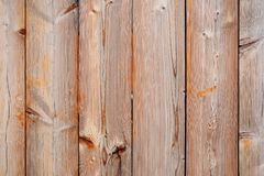 Discolored weathered wooden fence texture stock photography