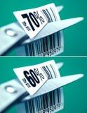 disconto Imagem de Stock