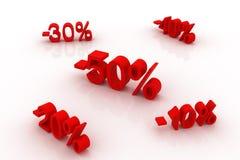 Discontos até 50%! ilustração royalty free