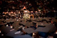 Discorso di graduazione Immagini Stock Libere da Diritti