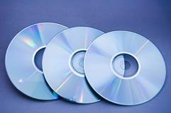 Discos Imágenes de archivo libres de regalías