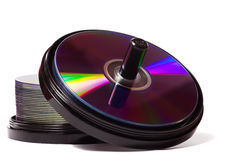 Discos Imagens de Stock Royalty Free