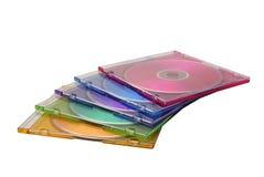 Discos imagem de stock
