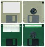Discos blandos Imagen de archivo