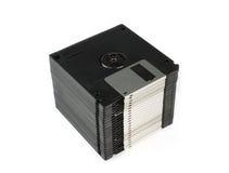Discos blandos en pila Fotografía de archivo libre de regalías
