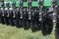 Discos de uma broca de semeação Imagem de Stock