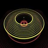 discos do disco ilustração stock