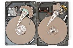 Discos duros Fotografía de archivo