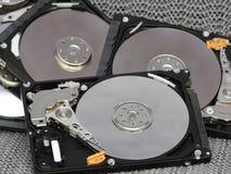 Discos duros Foto de archivo