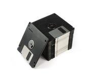 Discos flexíveis Foto de Stock